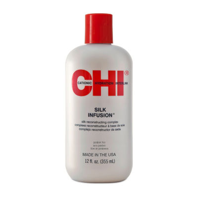 Chi Styling Silk Infusion Hair Serum-12 oz.