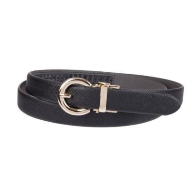 Exact Fit Track Lock Dress Belt