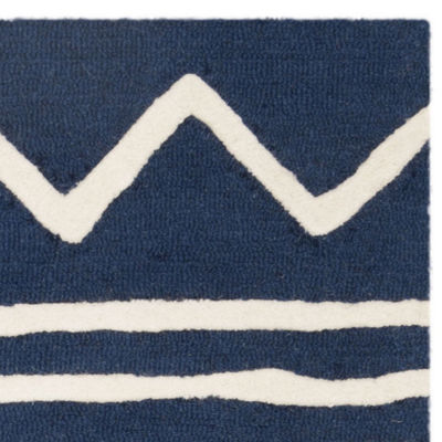 Safavieh Kids Collection Fion Geometric Square Area Rug