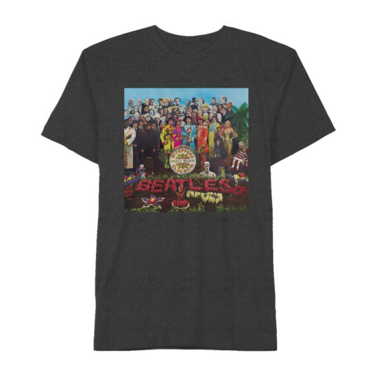 The Beatles Sgt. Pepper's Lonely Hearts Club Band Graphic Tee