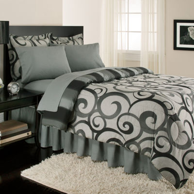 Alessandro Complete Bedding Set with Sheets