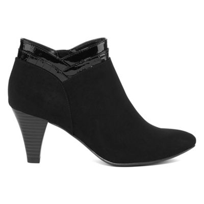 east 5th Womens Quentin Booties Stiletto Heel Zip