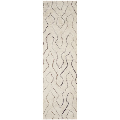 Safavieh Casablanca Collection Aydan Geometric Runner Rug