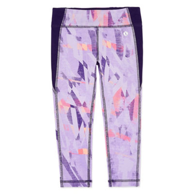 Xersion Print Yoga Legging- Toddler Girl