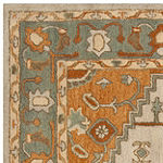 Safavieh Heritage Collection Faris Oriental Square Area Rug