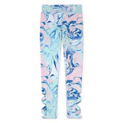 Xersion Tie Dye Knit Leggings - Big Kid Girls Plus