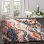 Safavieh Gypsy Collection Fionntan Abstract Area Rug