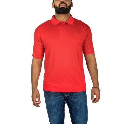 Realtree Short Sleeve Knit Polo Shirt
