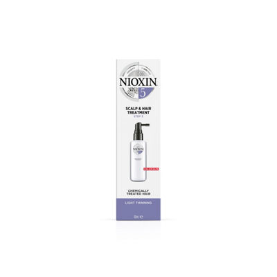 Nioxin System 5 Scalp Hair Loss Treatment-3.4 oz.
