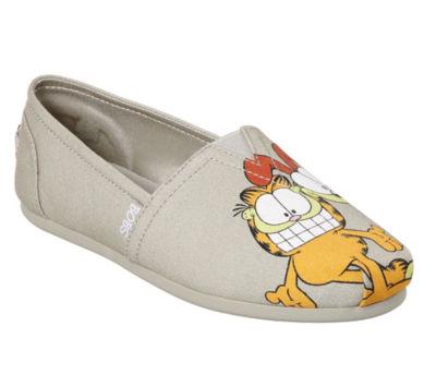 Skechers Bobs Plush Womens Sneakers Slip-on