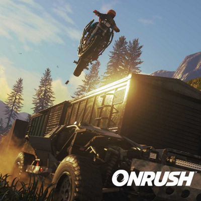 XBox One Onrush: Day One Edition Video Game