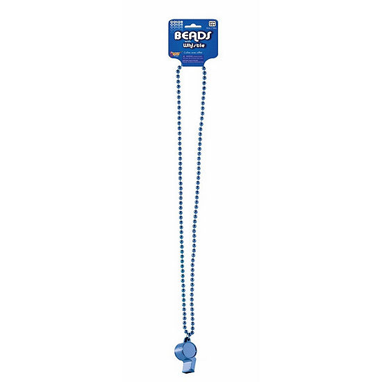 Blue Whistle Dress Up Accessory