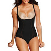 26d42b9e6 Maidenform Firm Foundations Wear Your Own Bra Firm Control Body Shaper -  5004j