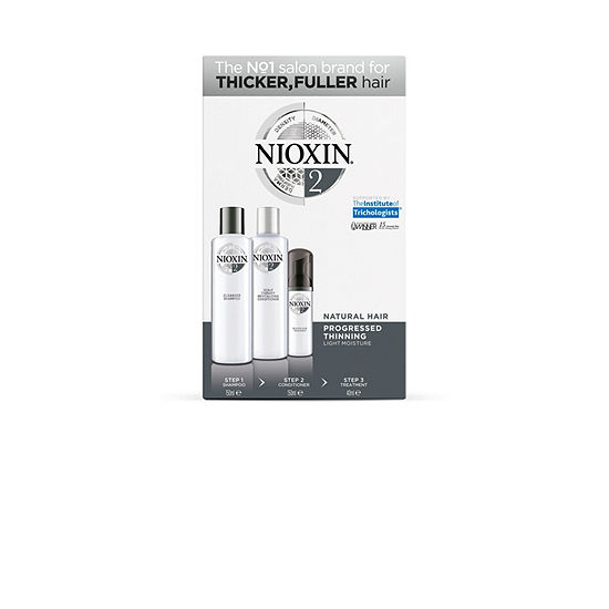 Nioxin System 2 Kit Hair Loss Treatment