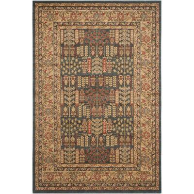 Safavieh Mahal Collection Juniper Oriental SquareArea Rug