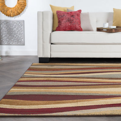 Tayse Elegance Norfolk Rectangular Indoor Area Rug