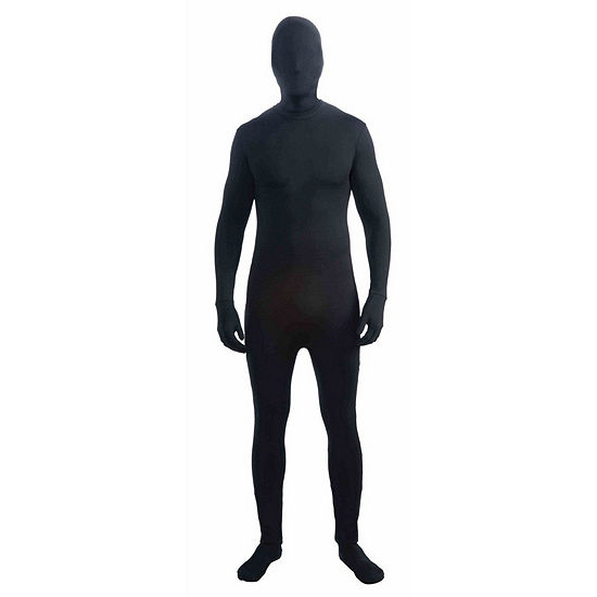 Black Adult Skinsuit Dress Up Accessory
