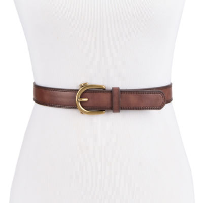 Exact Fit Track Lock Casual Belt