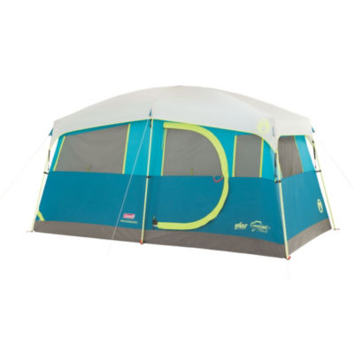 Coleman Tenaya Lake™ Fast Pitch™ 6-Person Cabin with Cabinets