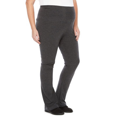 Planet Motherhood Yoga Pant - Plus Maternity