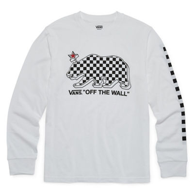 Vans Graphic T-Shirt-Big Kid Boys