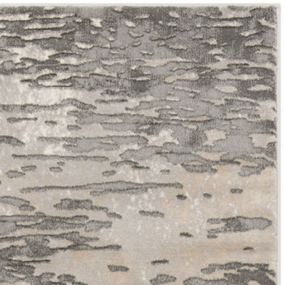 Safavieh Meadow Collection Tinley Abstract RunnerRug