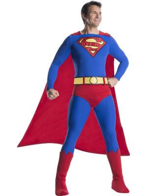 Men's Superman Costume