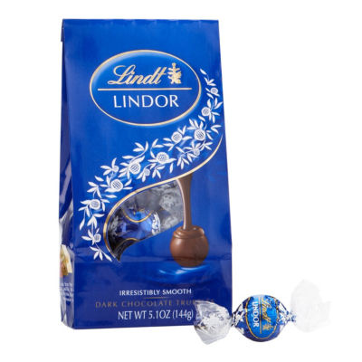 Lindor Dark Chocolate Truffles - 5.1 oz - 3 Pack