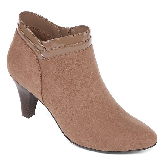 east 5th Womens Quentin Booties Stiletto Heel