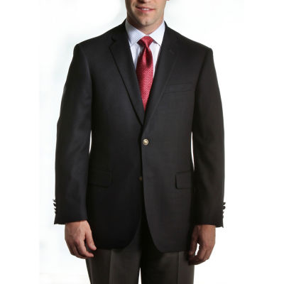Jean Paul Germain Polyester Blend Blazer - Big