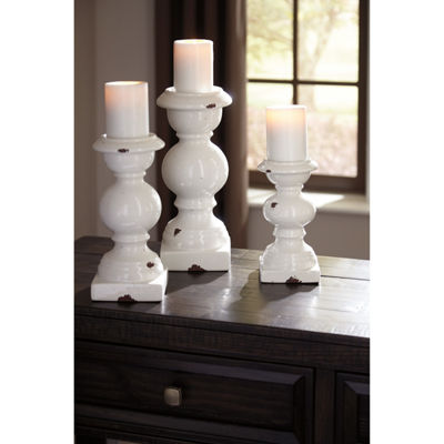 Signature Design By Ashley® Set of 3 Devorah Candle Holders