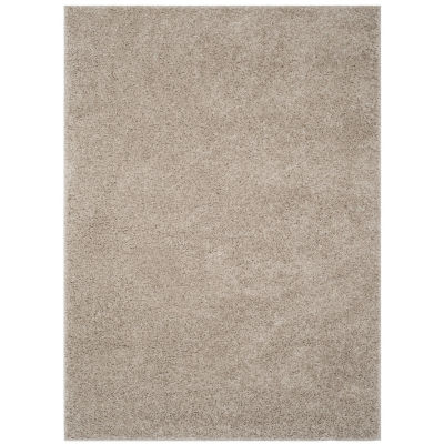 Safavieh New York Shag Collection Jayla Solid Area Rug