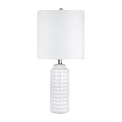 """Watch Hill 26"""" Lydia Ceramic Linen Shade Table Lamp"""