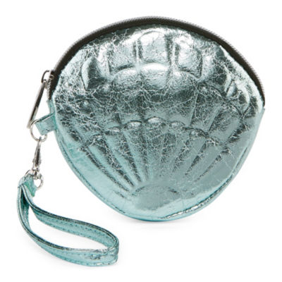 City Streets Seashell Wristlet