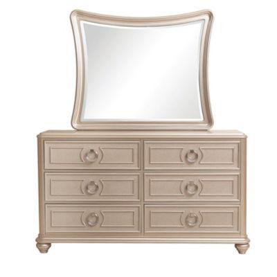 Dynasty Dresser Mirror