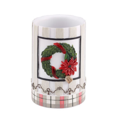 Avanti Farmhouse Holiday Tumbler