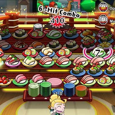 Nintendo 3DS Sushi Striker: The Way Of Sushido Video Game