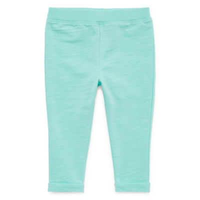 Okie Dokie Jogger Pull-On Pant - Baby Girl NB-24M