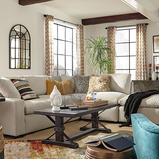 Signature Design by Ashley® Delilah 4-Pc Sectional