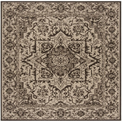 Safavieh Linden Collection Eliot Oriental Square Area Rug