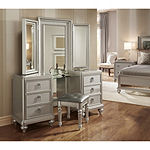 Diva Vanity with Landscape Mirror