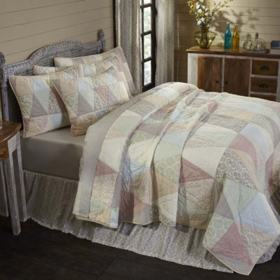 Ashton And Willow Ava Reversible Quilt