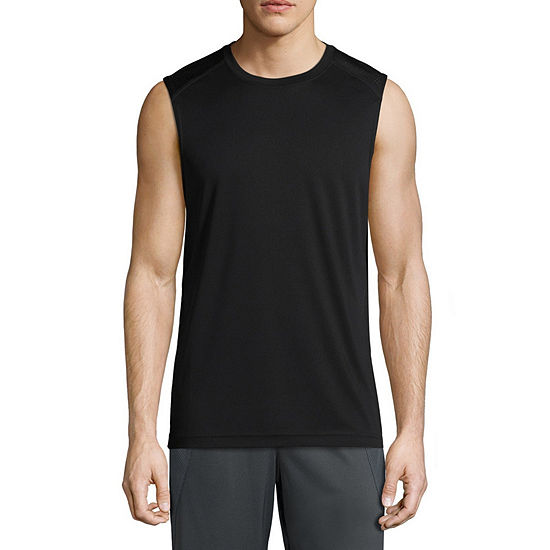 e1dd513bc1fd6 Xersion Mens Crew Neck Sleeveless Muscle T-Shirt - JCPenney