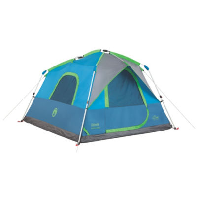 Coleman Signal Mountain™ 4-Person Instant Tent