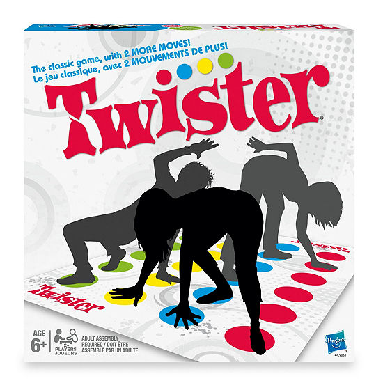 Hasbro Twister Game Board Game