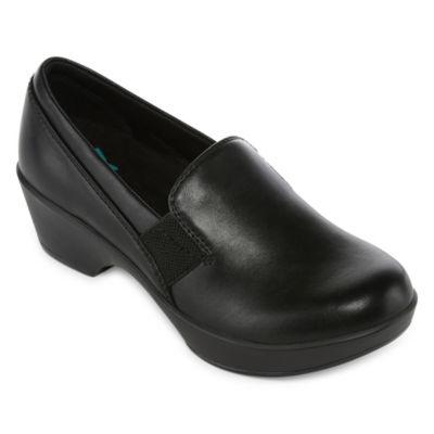 Yuu Womens Calinda Slip-On Shoes Slip-on Closed Toe