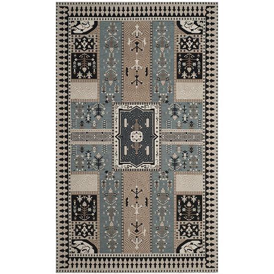 Safavieh Classic Vintage Collection Waylon Geometric Area Rug