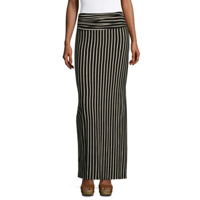 by&by Womens Long Maxi Skirt - Juniors
