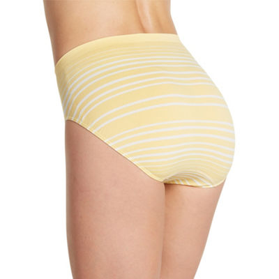 Jockey Comfies® 3 Pair Microfiber French Cut Panty 3326
