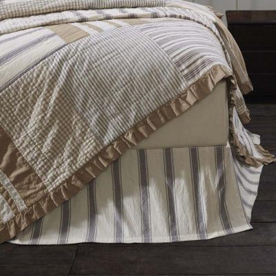 VHC Boho & Eclectic Farmhouse Bedding - Grace BedSkirt